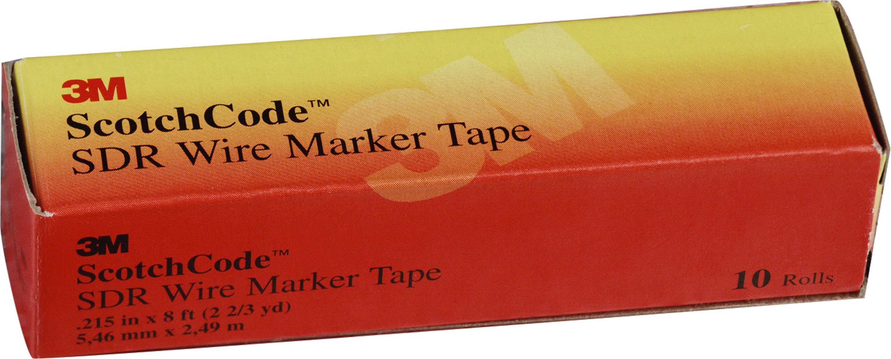 Wire Marker Tapes