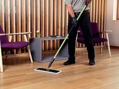 Sweepers, Mops & Refills